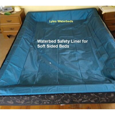 soft sided waterbed liner