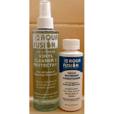 Waterbed Vinyl Cleaner and Waterbed Conditioner