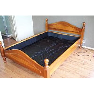 timber frame waterbed liner