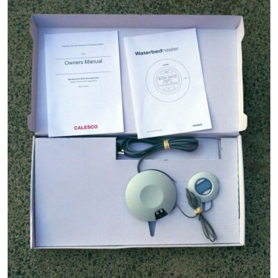 Calesco Waterbed Heater in Box