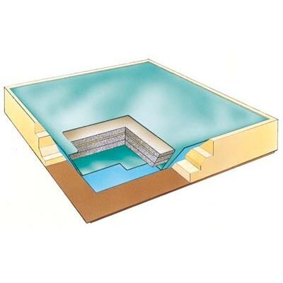 clipper 3 layer waterbed mattress