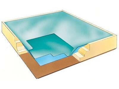 clipper full float waterbed mattress