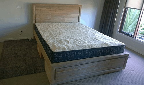 Waterbed In Frame