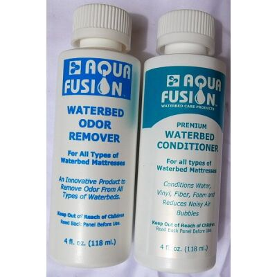 waterbed odor remover and 1 Year Conditioner