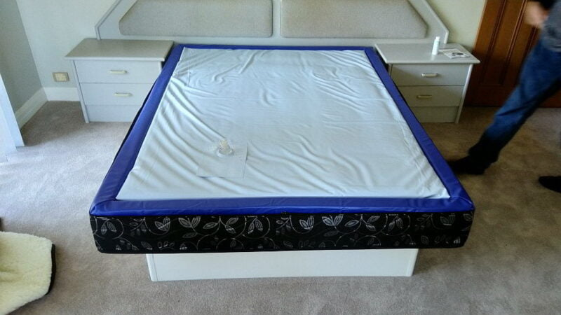Heavy Duty Waterbed Safety Liner