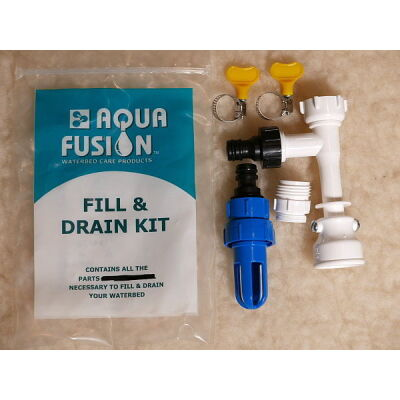 Waterbed Drain and Fill Kit Pro