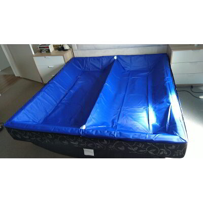 Heavy Duty King Twin Waterbed Safety Liner